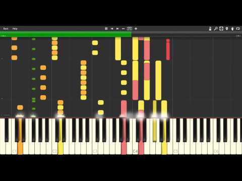 Peter Schilling - Major Tom (Synthesia)