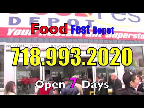 DjmarioTV presents TODAY'S FAMILY NEWS.COM AT FOOD FEST DEPOT GRAND OPENING 2014