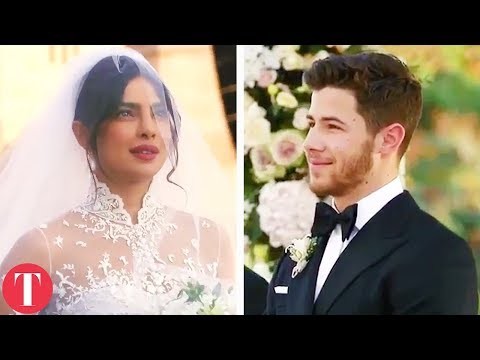 Moments You Didnt See From Nick Jonas And Priyanka Chopras Wedding (Behind The Scenes)