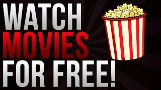 How To Watch Movies For Free Online 2016!