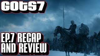 [Game of Thrones] Season 7 Finale Recap & Review | Episode 7 The Dragon and The Wolf