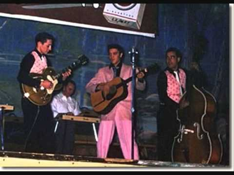 Elvis Presley Live-Little Mama (5 March 1955)-Hayride