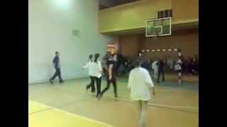 Баскетбол І - місце 2011-2012 н. р. (дівчата).