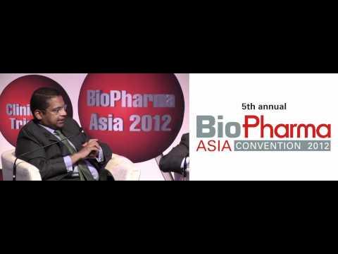 Biopharma Leadership Forum: Asian and Global Jean Jacques Biopharma Asia Convention 2012