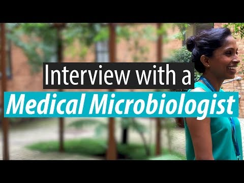 "Interview With A Medical Microbiologist: ""You Never Know What's Going To Grow"""