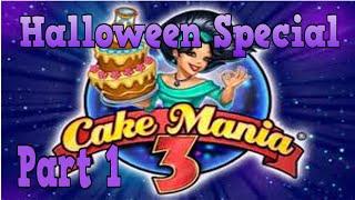 Halloween Special: Cake Mania 3 Playthrough - Future Cakes part 49