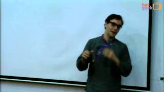 Jacob Appelbaum - Surveillance and Privacy