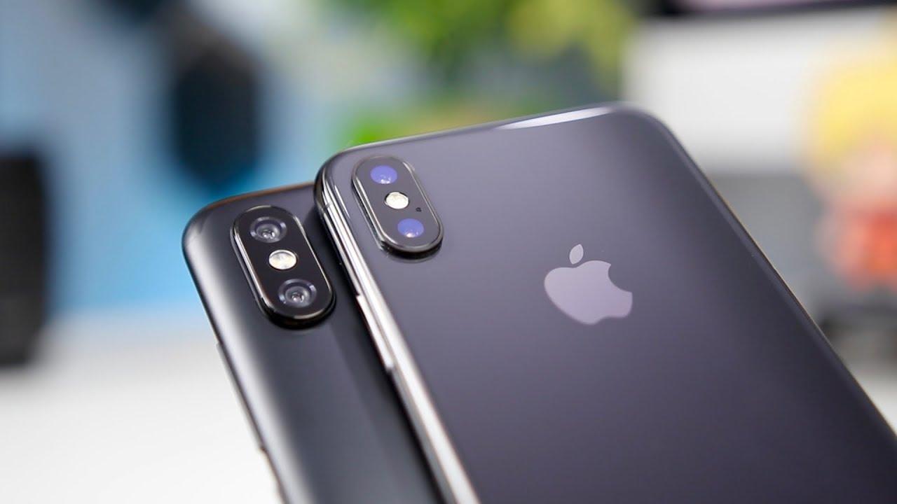 Mi a2 lite vs iphone x