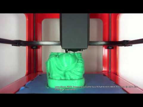 M3D Yoda Buddha Time Lapse - .35mm