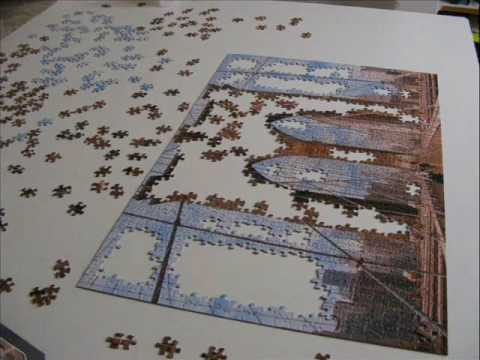 Picture Puzzle: Brooklyn Bridge - New York