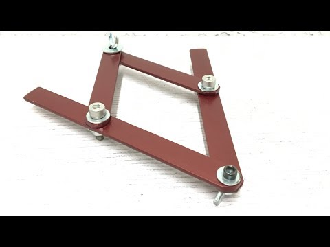 Angle Divider for PERFECT Miters || How to Make it Yourself