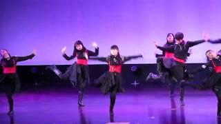 マコトダンスカンパニー① 2018/12/22 OKAYAMA DANCE FESTIVAL