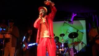 MC Trooper @ Hootananny 7Nov13 Pt 4 (lets bring back the love)