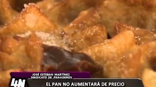 Panaderos resolverán el martes que viene si el pan aumenta de precio