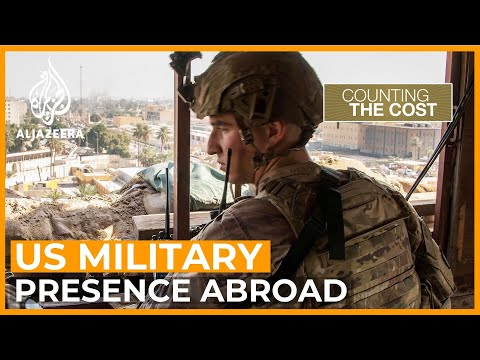 Counting The Cost Of US Military Bases Around The World | Counting The Cost