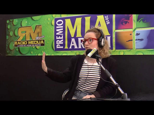 GLORIA GALASSI - intervista su Radio Medua