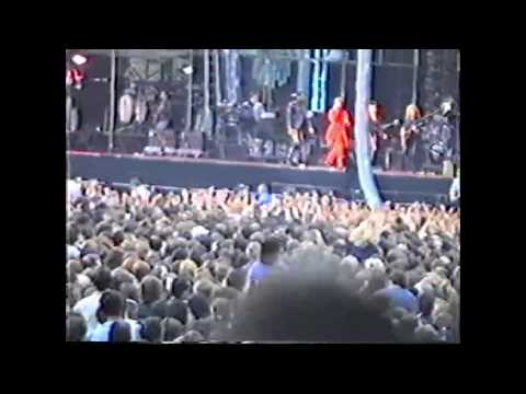 David Bowie - Manchester 14 July 1987 -  Complete Show - Glass Spider Tour