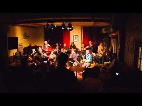 Kyle Brenders Big Band perform Habit