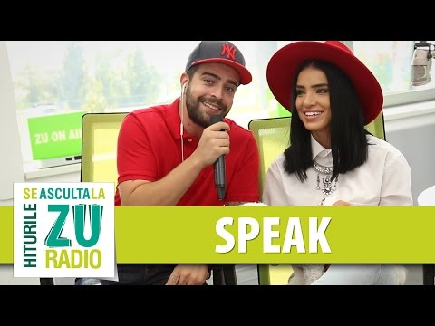 Speak - Din intamplare (Live la Radio ZU)
