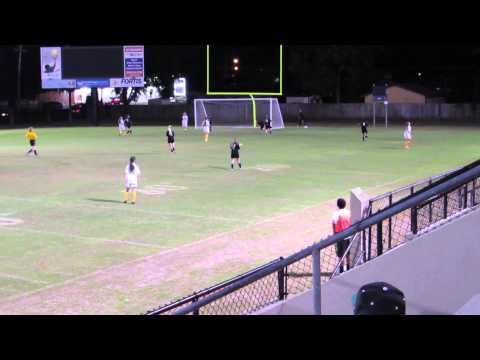 South Walton girls vs Pensacola Catholic 4 Nov 2013