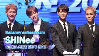 Video [ENG] NEWS K (E15) - SHINee, always shining with their music (언제나 빛나는 활약으로 주목받는 샤이니) download MP3, 3GP, MP4, WEBM, AVI, FLV Agustus 2018