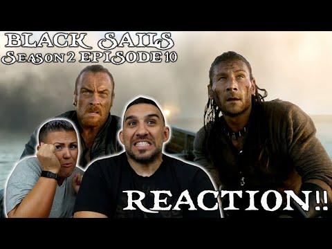 Download Black Sails Season 2 Episode 10 'XVIII.' Finale REACTION!!