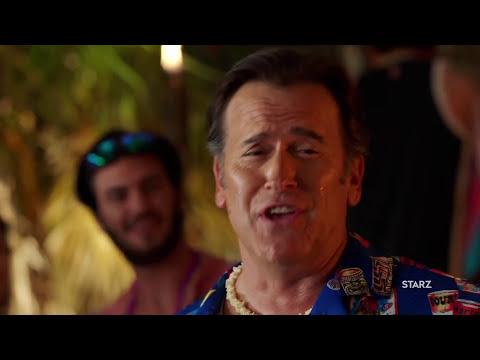 ASH vs EVIL DEAD Season 2 TRAILER (2016) Starz Series