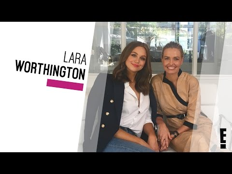 Lara Worthington Interview | The Hype | E!