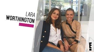 Lara Worthington Interview | The Hype | E!