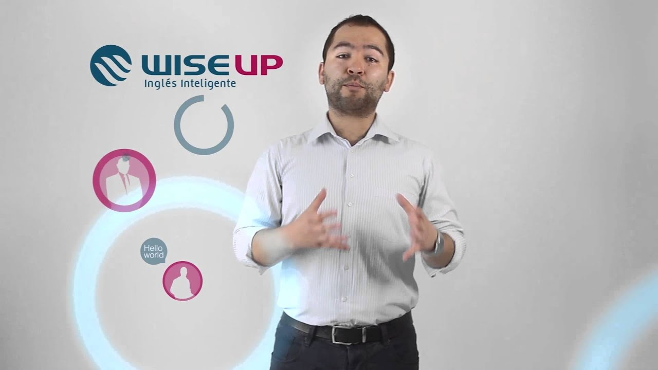 Wise Up Cursos De Ingles Youtube