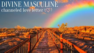 You Changed My Life, DF!  |  Collective Reunion Love Letter  |  A Message from Your Divine Masculine