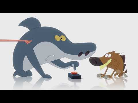Zig & Sharko 😲 DON'T PUSH THAT 😲 2020 compilation 🪀 Cartoons for Children
