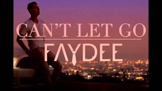 Faydee - Can't Let Go Instrumental / Karaoke -Lyrics In Description