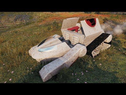 World of Tanks Hetzer (skin) 10 frags - Fjords thumbnail