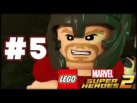Mission 5 Lego Marvel | 16 Kedai