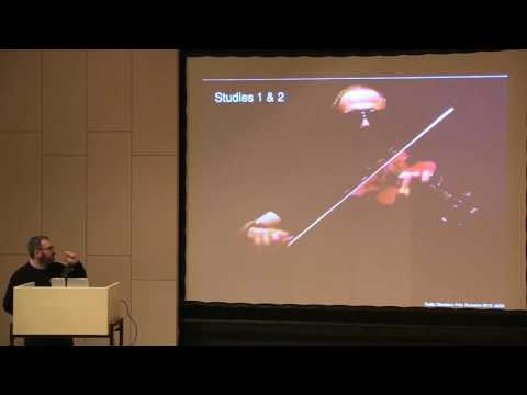 Charalampos Saitis: Exploring Musician Linguistic Expressions for Timbre: The Case of the Violin