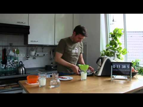 butter selbst gemacht aus dem thermomix youtube. Black Bedroom Furniture Sets. Home Design Ideas