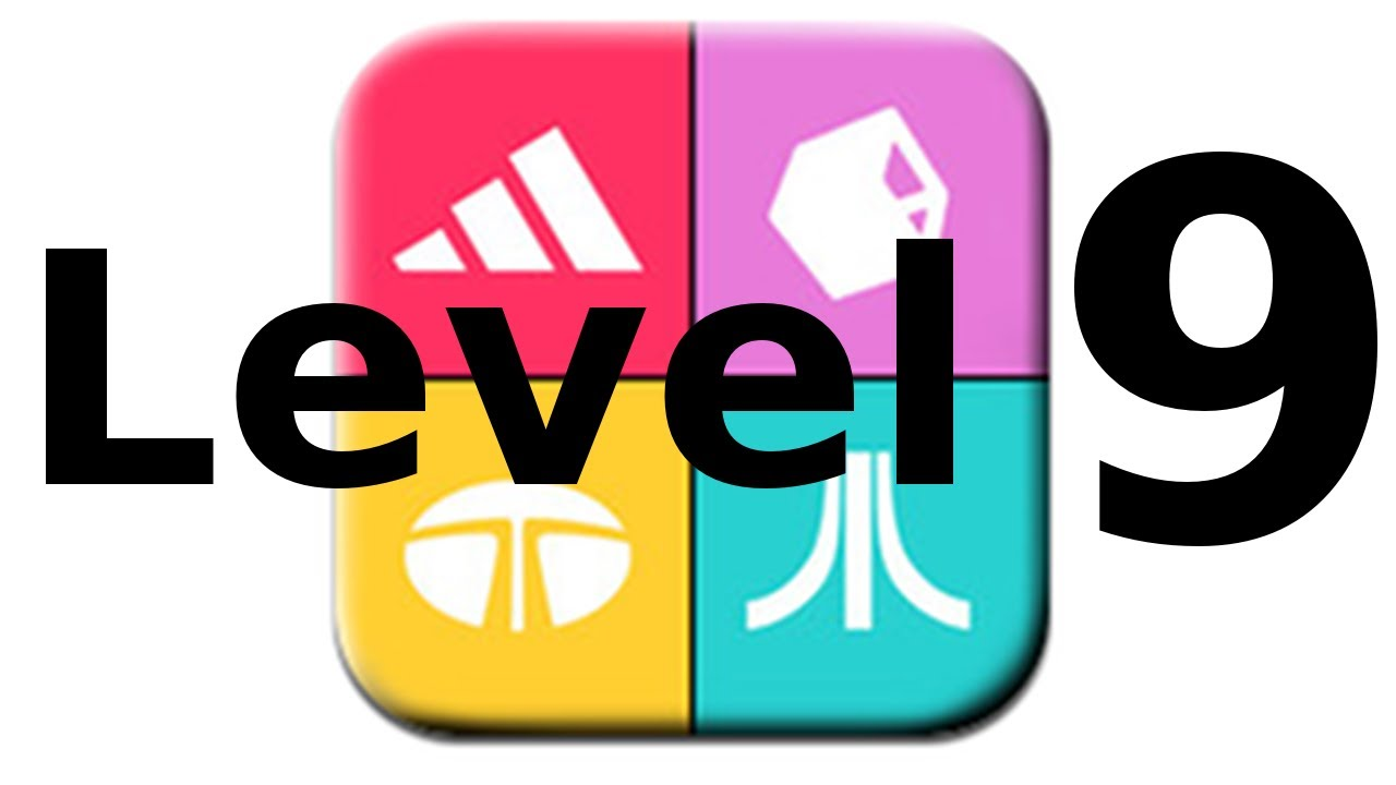 Logos Quiz Game - Level 9 - Walkthrough - All Answers ...