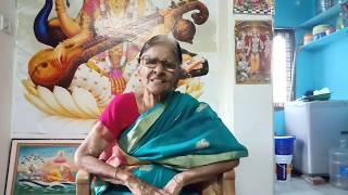 Classical Songs || Chandana Charchita Vanamali || 75 Years Old Women || RMtv..