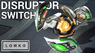 StarCraft 2: THE DISRUPTOR SWITCH!