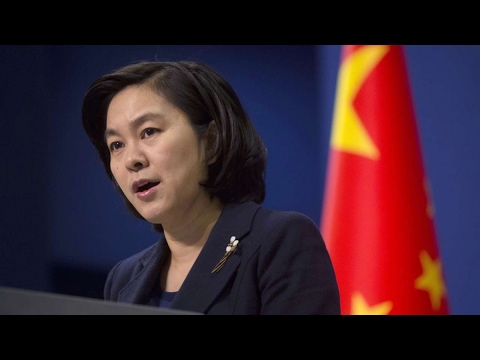 China urges Japan to be cautious about Taiwan issue