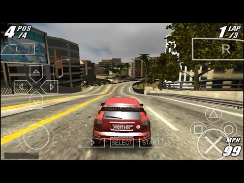 Cara Download + Install Burnout Legends PPSSPP Android