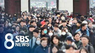 문 닫아걸은 만리장성 · 자금성…中 관광객 차단 움직임 / SBS