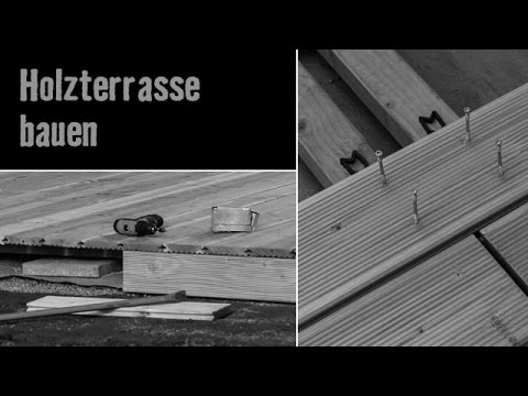 version 2013 holzterrasse bauen hornbach meisterschmiede youtube. Black Bedroom Furniture Sets. Home Design Ideas