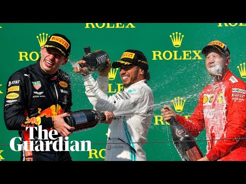 Lewis Hamilton, Max Verstappen and Sebastian Vettel react to thrilling Hungarian GP