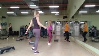 Anton Zyukin ( Step Full lesson ) 18