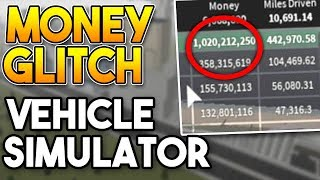 Roblox Vehicle Simulator - How To Make Money Fast and Easy
