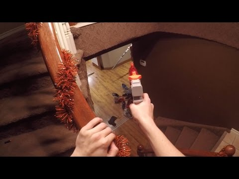 First Person Halloween Nerf War w/NERFBoyProductions