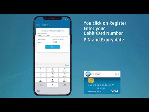 QIB Mobile App Registration