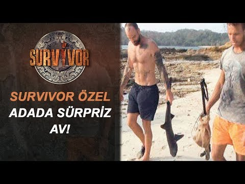 Survivor Adasında Sürpriz Av! | Survivor Özel